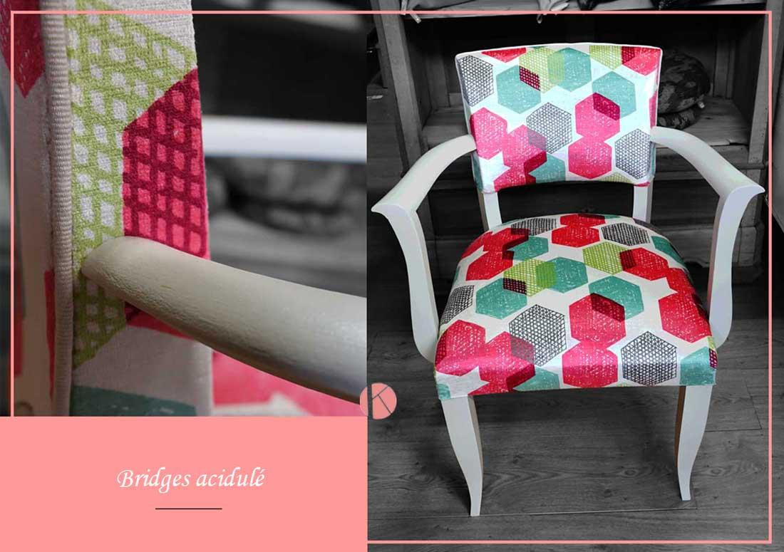 moderniser fauteuil bridge tapissier décorateur lyon